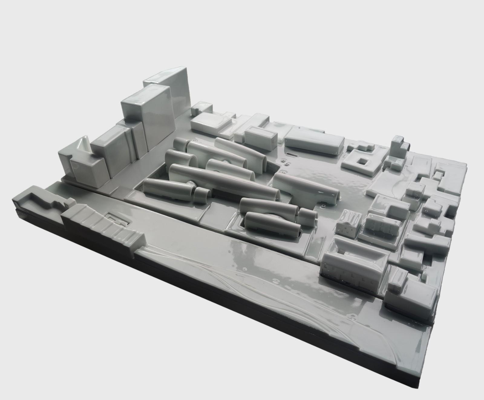 07-朱锫-御窑博物馆陶瓷模型,2020©朱锫建筑事务所.jpeg