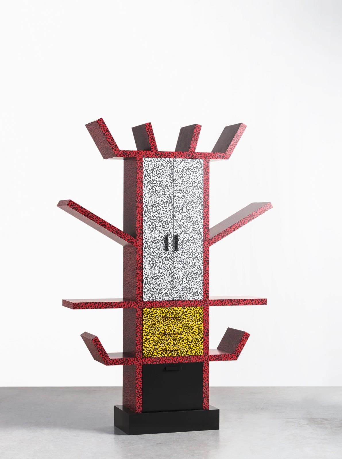 17 埃托·索特薩斯 卡薩布蘭卡柜架  1980年.jpg